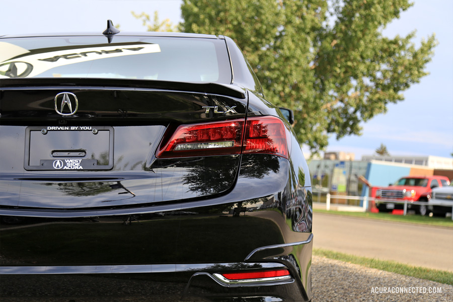 Gallery: 2015 Acura TLX With Accessories