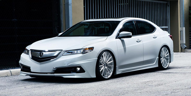 2015 Acura TLX by Acura of Pembroke Pines & Vossen