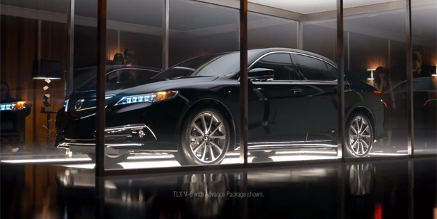 2015 Acura TLX 15-Second Spots