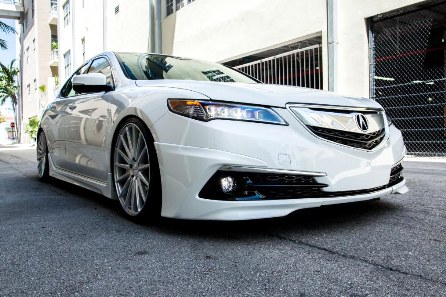 2015 Acura TLX by Acura of Pembroke Pines & Vossen – Acura Connected