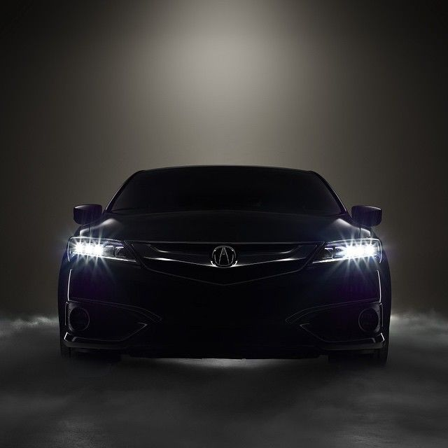 Is This The Face Of The 2016 Acura ILX?