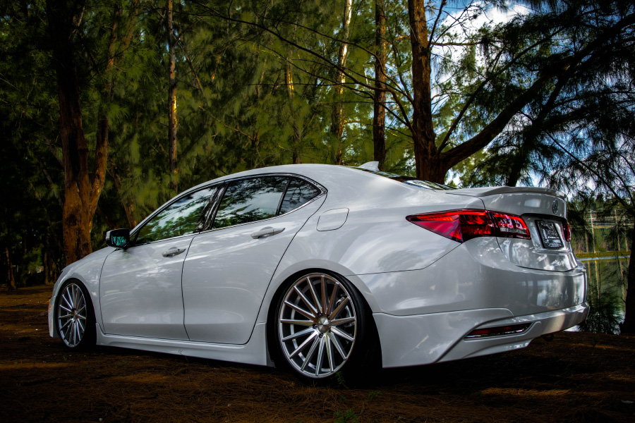 Gallery: 2015 Acura TLX by Acura of Pembroke Pines & Vossen Part 2 – Acura Connected