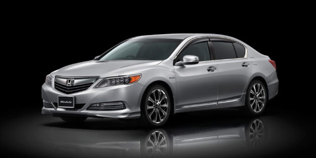 2016 Honda Legend