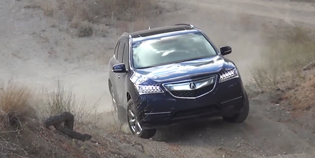 2015 Acura MDX Off-Road