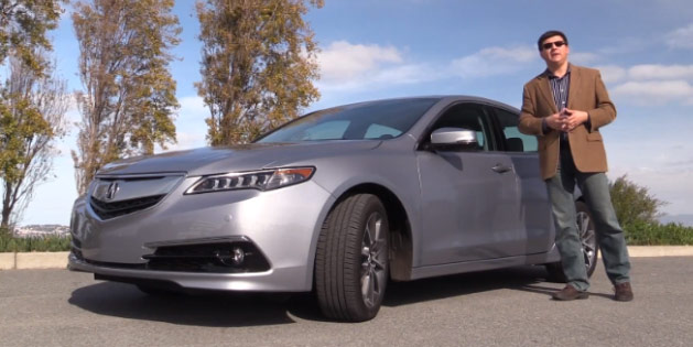 2015 Acura TLX - Alex on Autos