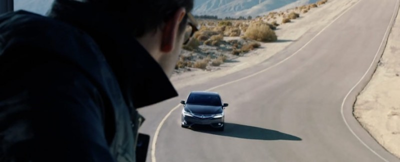 2016 ILX Commercial