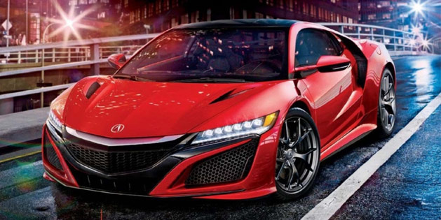 2016 Acura NSX - Automobile Magazine