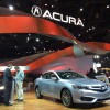 Acura Booth NAIAS 2015