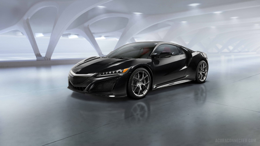 Rendered: 2016 Acura NSX Color Options – Acura Connected