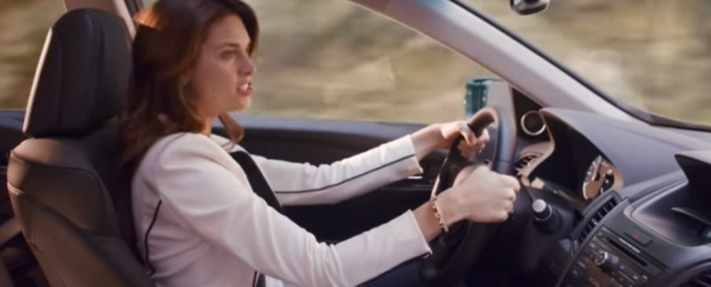 """Drive Like A Boss"" Commercial"