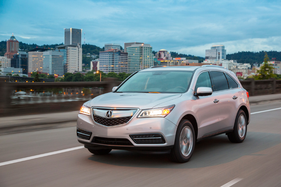 upgraded 2016 acura mdx on sale february 4 acura connected. Black Bedroom Furniture Sets. Home Design Ideas