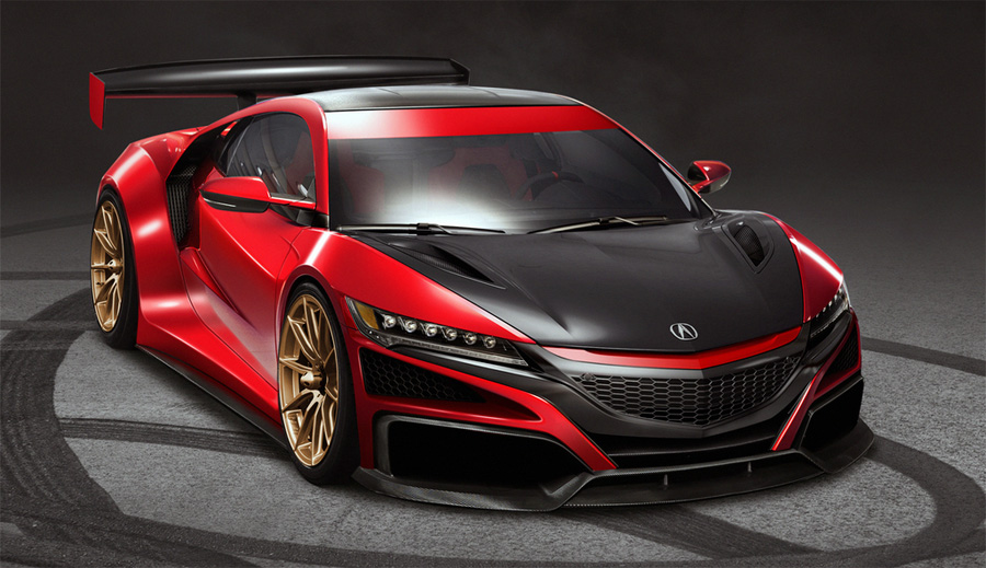 ... kits are out there for the 2016 Acura NSX? - 2016+ Acura NSX Forum