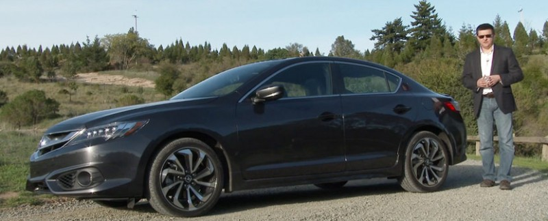 2016 Acura ILX Detailed Review and Road Test