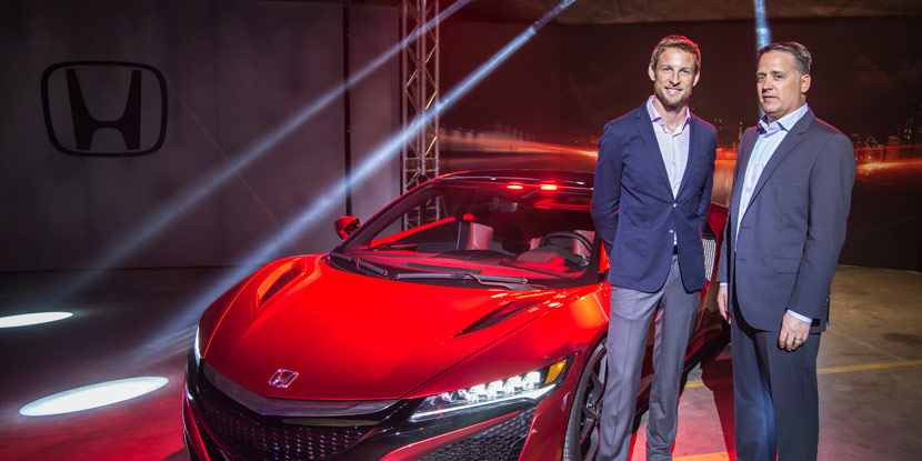 Gallery: Production NSX Debuts in Europe