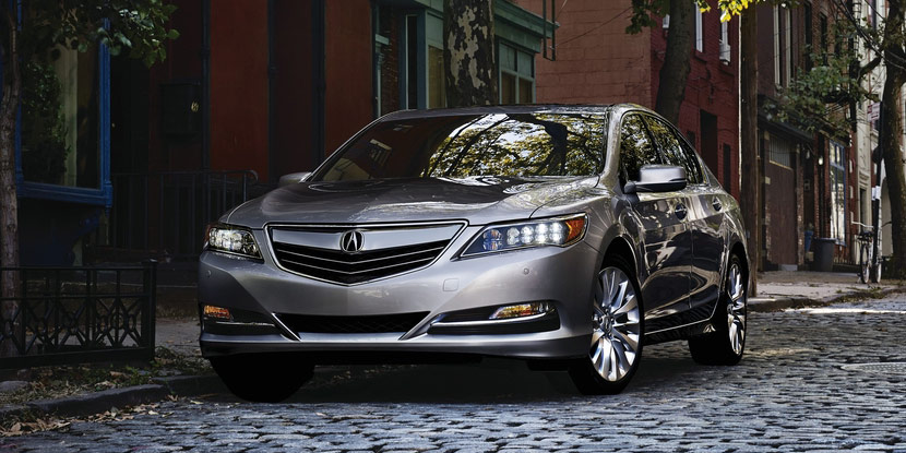 2016 acura rlx acura connected. Black Bedroom Furniture Sets. Home Design Ideas