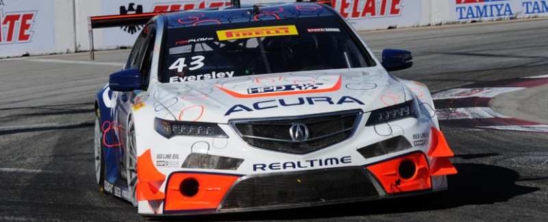Acura TLX GT Grand Prix of Long Beach