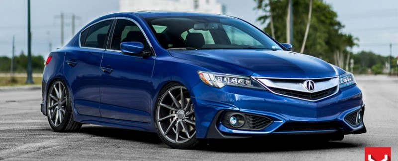 Vossen Wheels 2016 Acura ILX A-SPEC Aero Kit