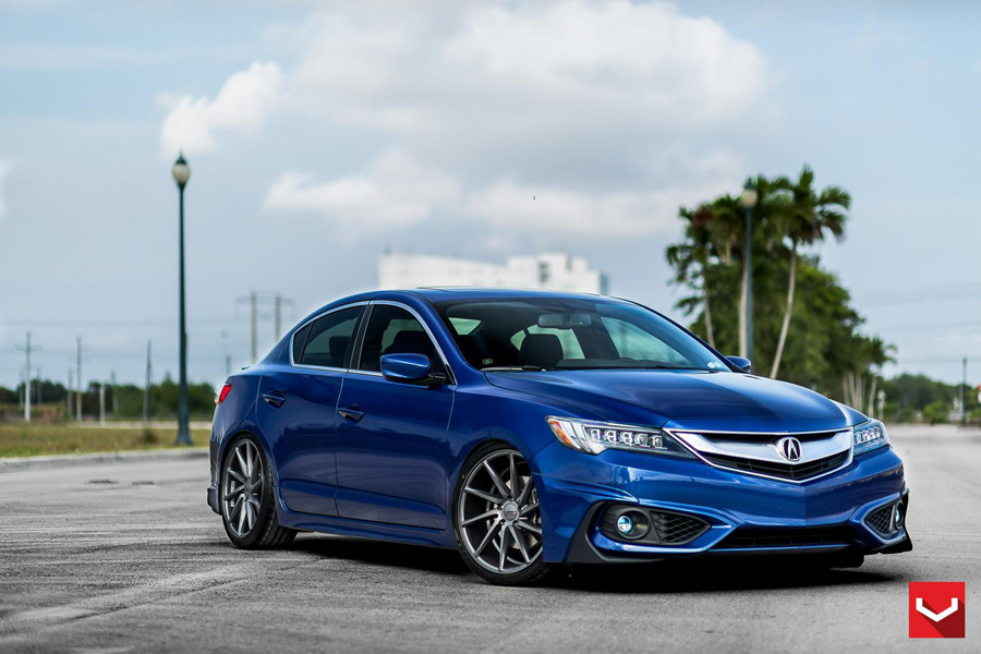 Gallery: 2016 Acura ILX on Vossen CVT Wheels – Acura Connected