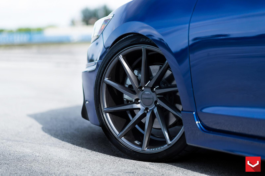 Gallery Acura ILX On Vossen CVT Wheels Acura Connected - Acura ilx rims