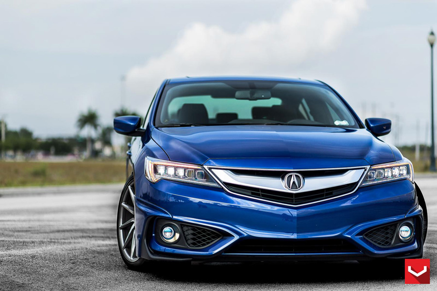 Vossen Wheels 2016 Acura ILX A-SPEC Aero Kit – Acura Connected