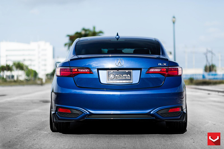 Gallery 2016 Acura Ilx On Vossen Cvt Wheels Acura Connected