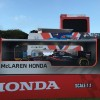 Honda Playset Toy Box Display at Goodwood Festival of Speed