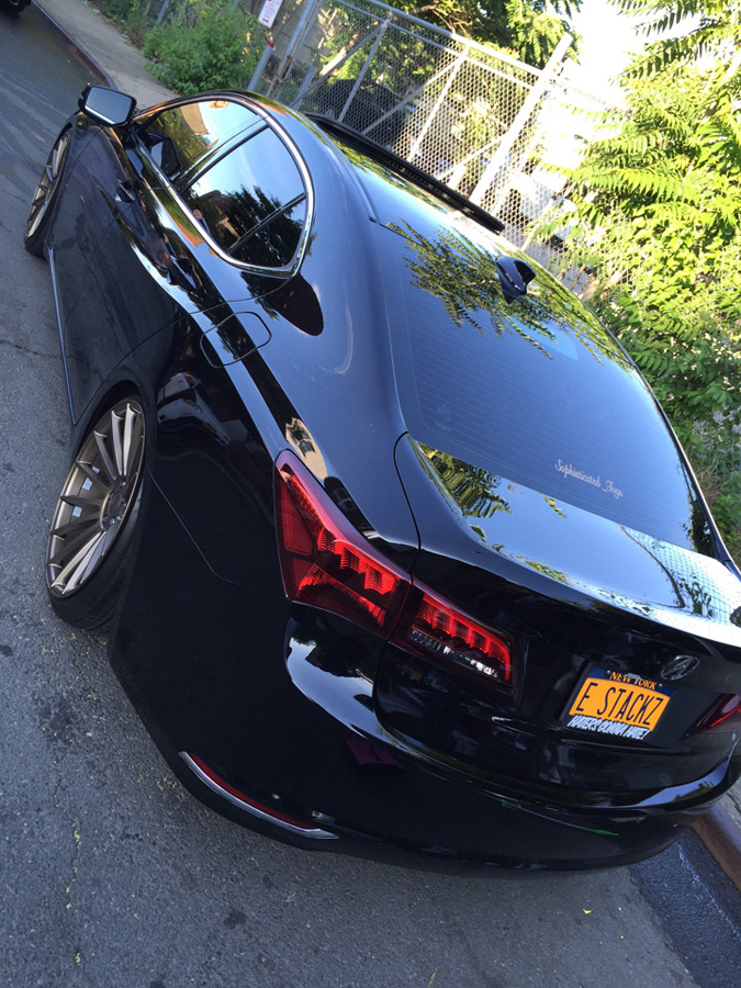 Snapshots: 2015 Acura TLX with Front Lip – Acura Connected