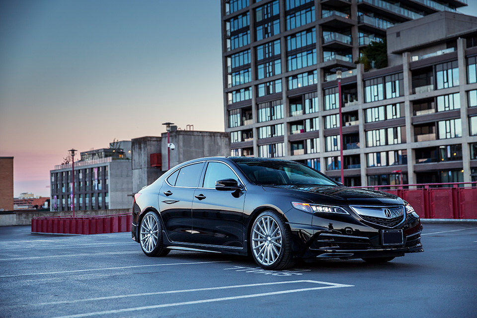 Gallery: 2015 Acura TLX on Vossen VFS2 Wheels – Acura Connected