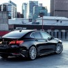 2015 Acura TLX on Vossen VFS2 Wheels