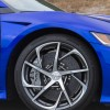 2016 Acura NSX in Nouvelle Blue Pearl Interwoven Wheels