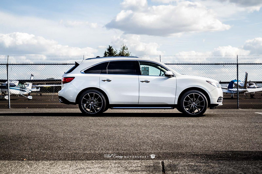 Gallery Acura MDX On Vossen CVT Wheels Acura Connected - 2018 acura rdx rims