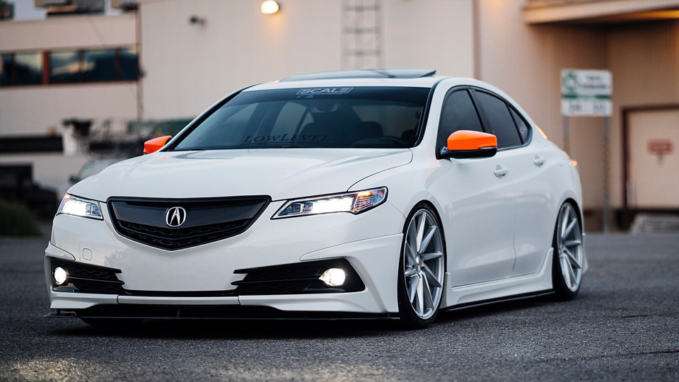Gallery SCALE Suspension Acura TLX Acura Connected - Acura ilx suspension