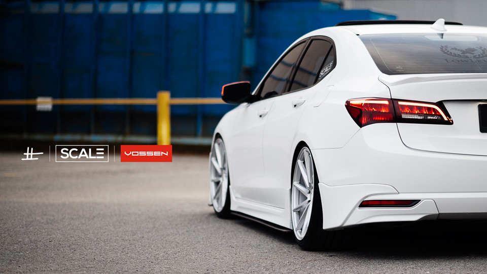 Gallery: SCALE Suspension Acura TLX – Acura Connected