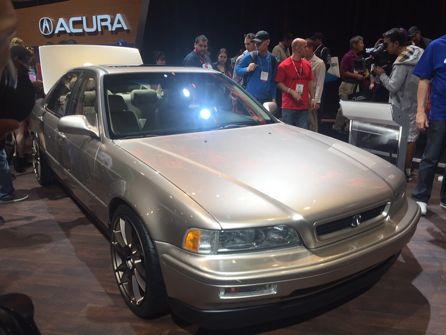 1993 Acura Ludacris Legend. Photo by Tyson Hugie. – Acura Connected
