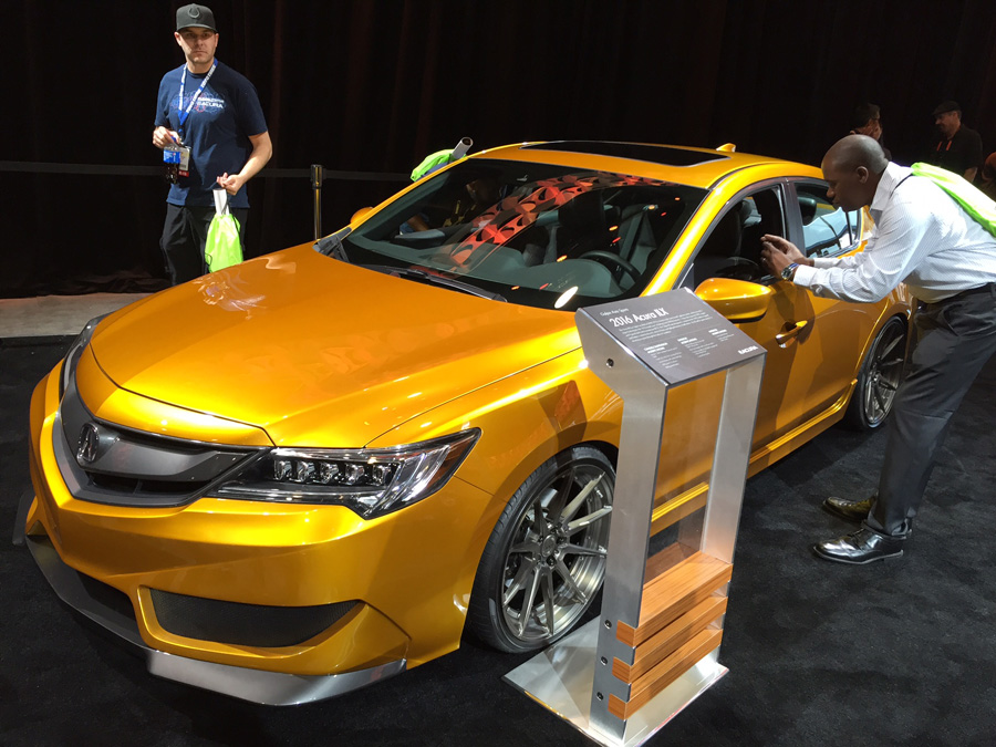 Gallery: Acura At The 2015 SEMA Show