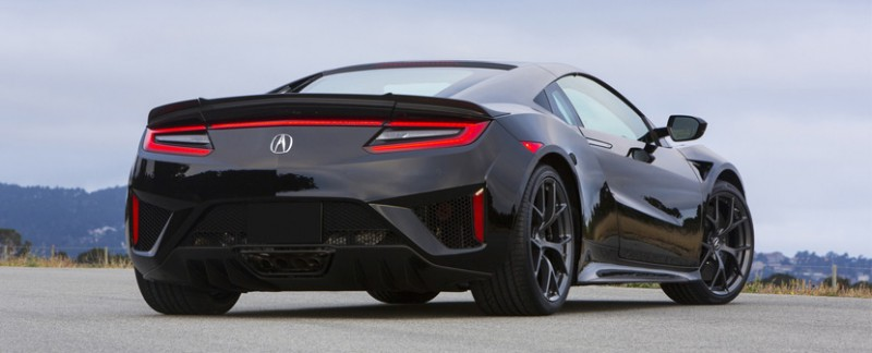 2017 acura nsx to make so cal debut at 2015 los angeles auto show