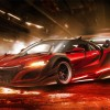 Darth Maul's 2017 Honda NSX. Image courtesy carwow.