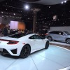 2017 Acura NSX in 130R White. 2015 LA Auto Show. Photo by Tyson Hugie.