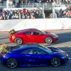 Acura NSX Leads the 2016 Rose Parade as Official Pace Car. Photo by Honda via Twitter
