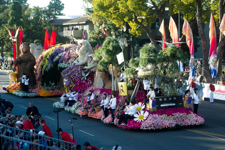2017 Acura NSX Leads the 2016 Rose Parade as Official Pace ...