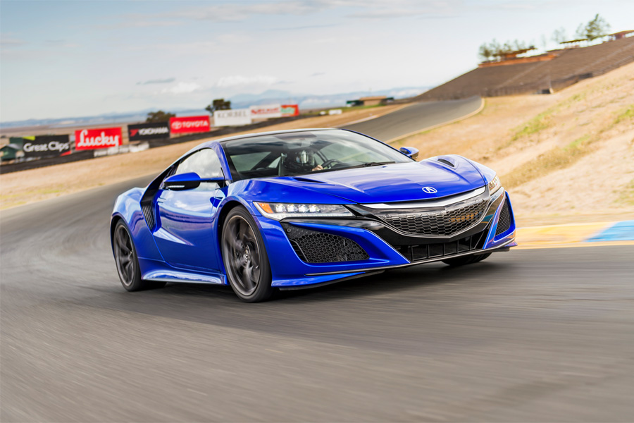motor trend acura nsx vs audi r8 design comparison acura connected. Black Bedroom Furniture Sets. Home Design Ideas