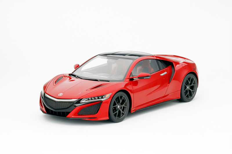 Gallery 1 18 Scale 2017 Acura Nsx By Topspeed Model Acura Connected