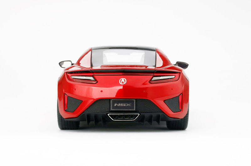 1 18 Scale 2017 Acura Nsx By Topspeed Model Acura Connected