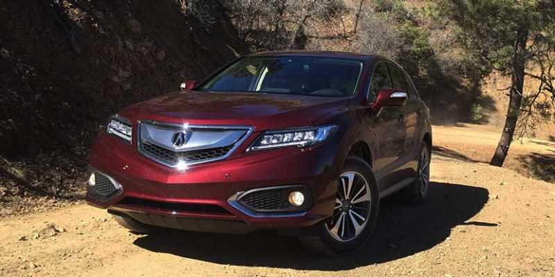 Drive to Five Review: 2016 Acura RDX