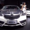 Acura China 2016 MDX with Carbon Fiber Hood and Accessories