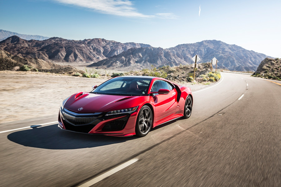 Gallery: 2017 Acura NSX – Acura Connected