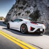 2017 Acura NSX in Casino White Pearl