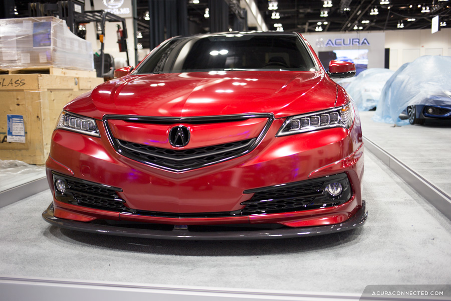 Gallery: Acura Canada's Tuner TLX – Acura Connected