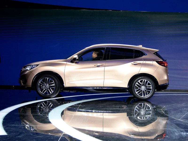 Snapshots: Acura CDX Unveiled at Beijing Press Event – Acura Connected