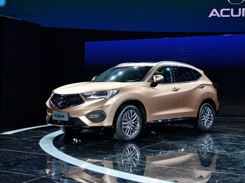 ... : Acura CDX Unveiled at Beijing Press Event – Acura Connected